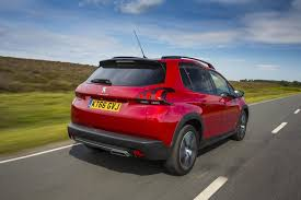 peugeot car leasing the impressive peugeot 2008 is revealed