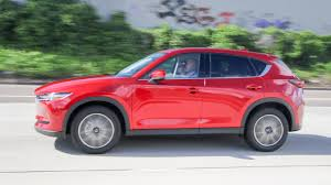 mazda suv range 2017 mazda cx 5 first drive review will more tech quieter
