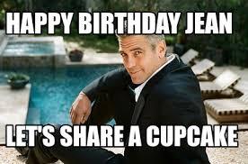 Cupcake Memes - meme creator happy birthday jean let s share a cupcake meme