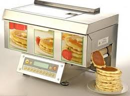 Conveyor Toaster For Home Chefstack Automatic Pancake Machine For All Your Pancake Party