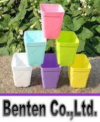 Square Plastic Planters by Plastic Planter Pots Square Online Plastic Planter Pots Square