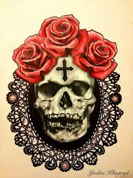 skull and rose tattoo designs best tattoo designs