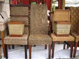 natural appeal rattan dining chairs u2013 rattan creativity and headboard