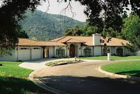 spanish style ranch homes 20 spanish style homes from some country to inspire you spanish