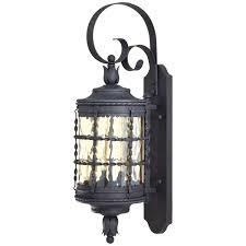Outdoors Lighting Fixtures Epic Wrought Iron Outdoor Lighting Fixtures F47 On Wow Selection