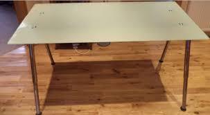 most favorite ikea glass desks finding desk