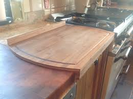 Countertop Cutting Board Cutting Carving U0026 Chopping Bespoke Kitchen Boards Of All Kinds