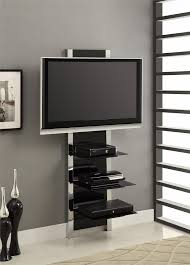 Modern Wall Mounted Entertainment Center Centers For Flat Screen Tvs Modern Black Flat Screen Tv Stand