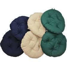 fresh elegant bistro chair cushions round outdoor 20672