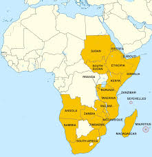 Zambia Africa Map by 100 Kenya On Map Of Africa East Africa U0027s Great Rift