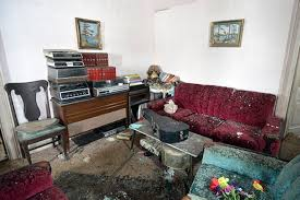1950s Home See Inside Creepy Perfectly Preserved Abandoned 1950s Home