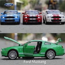 toddler mustang car 1 32 modelos de coche de juguete de aleación ford mustang gt coupe