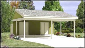 attached carport choosing the best carport designs for the safety of your cars home