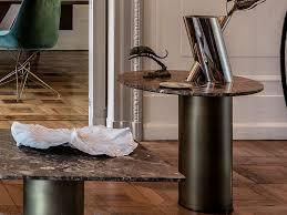 petra round coffee table by arketipo design bartoli design