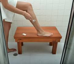 Teak Benches For Bathrooms Best 25 Shower Bench Teak Ideas On Pinterest Diy Shower Seats