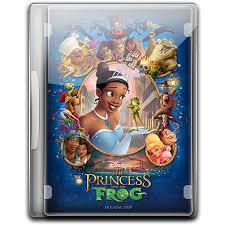 princess frog icon english movies 2 iconset