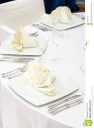 Elegant Table Settings elegant wedding table setting stock photos image 13739343
