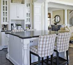 Small Kitchens With Islands For Seating Kitchen Island With Seating On Both Sides Seating On Both Sides