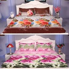 3d Print Bed Sheets Online India Signature Bed Sheets Buy Signature Bed Sheets Online At Best