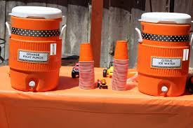 construction party ideas what a ride jadon s construction themed 3rd birthday party