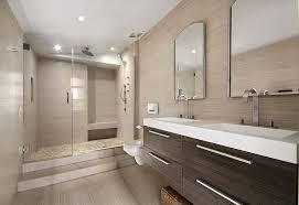 Modern Contemporary Bathrooms Bathroom Interior Contemporary Master Bathroom With Shower