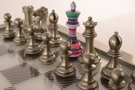 bespoke mclaren chess set purling luxury chess sets