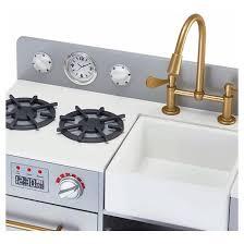 Play Kitchen Sink by Teamson Kids Urban Adventure Play Kitchen Gray Target