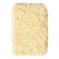 Cream Colored Shag Rug Home Decorators Collection Ultimate Shag Cookies Cream 9 Ft X 12