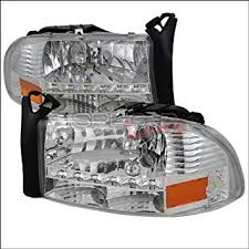 2001 dodge dakota headlight assembly amazon com dodge dakota 1997 1998 1999 2000 2001 2002 2003 2004