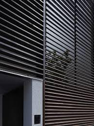architecture dark black exterior shutter design which has the