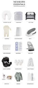 newborn essentials newborn essentials the rucksack refinery