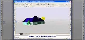 vidio tutorial autocad 2007 how to start building 3d models in autocad 2007 software tips