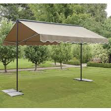 Porch Sun Shade Ideas by Free Standing Sun Shade