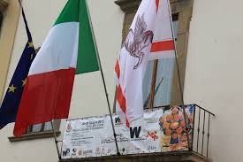 Florence Flag Florence Mosaic Art Now