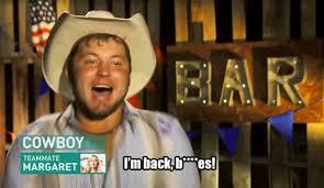 Im Back Meme - cmt im back gif by redneck island find share on giphy