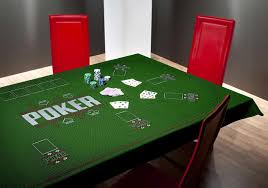 Rectangular Poker Table Cloth Green Pokerproductos Com