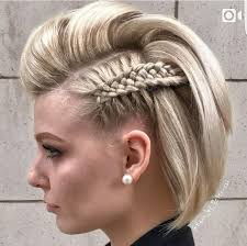 braided pompadour hairstyle pictures pin by roxanne sudduth on braid styles pinterest hair style