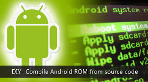 android rom diy compile android rom from source code techlila