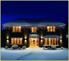 led net lights multi color multi colored led icicle lights led icicle lights canada home design