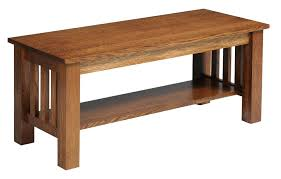 shaker style side table neoteric ideas shaker style coffee table amish solid wood square