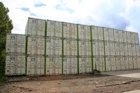Rent Storage Container Steel Storage Container Rental Dear John Trailer Rental