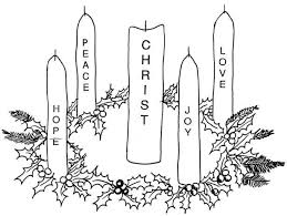 advent wreath candles christmas traditions and customs advent wreath view from the