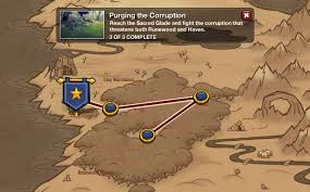 Corruption Map Purging The Corruption Honorbound By Juicebox Wiki Fandom
