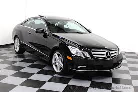 mercedes e 2010 2010 used mercedes certified e350 coupe amg xenons navigation