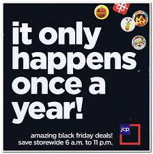 black friday ads search design email