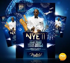 party flyer free new year brochure template new year u0027s eve party flyer template by