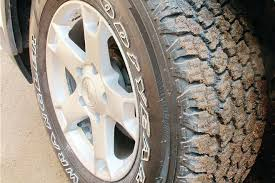 Goodyear Wrangler Off Road Tires Goodyear Wrangler All Terrain Adventure With Kevlar 1 Photo