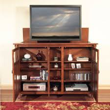touchstone 70062 bungalow tv lift cabinet for tvs up to 60