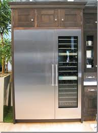 Christopher Peacock Home Design Products Refrigerator And Wine Refrigerator Combo By Miele Dream House