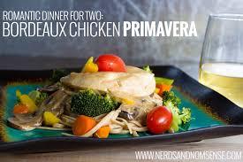 bordeaux cuisine bordeaux chicken primavera nerds and nomsense
